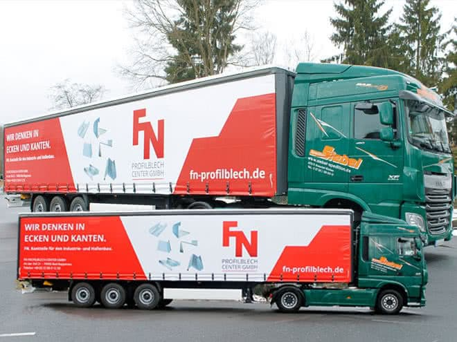 Planendruck, Werbetechnik: hype.media Marketinggruppe Siegen